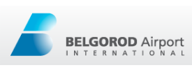 INTERNATIONAL AIRPORT BELGOROD
